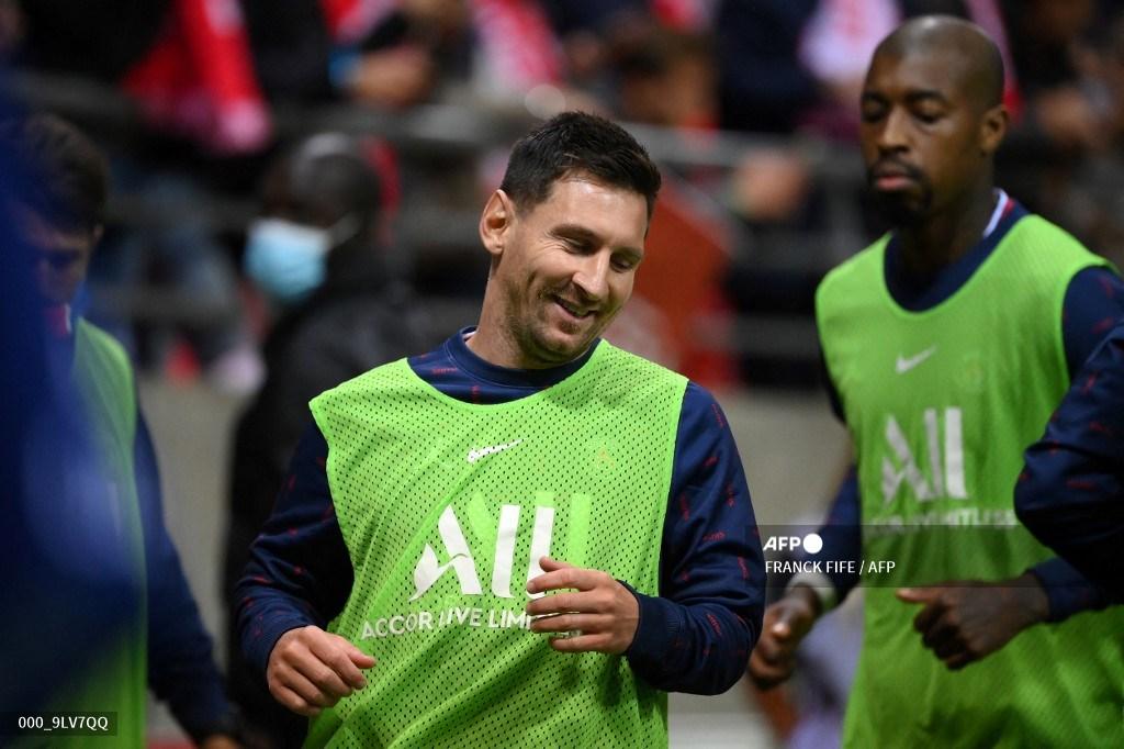 Messi debutó oficialmente con el PSG   RCN Radio