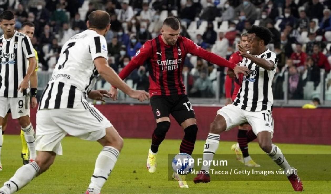 Juventus y Milan empataron en la Serie A   RCN Radio