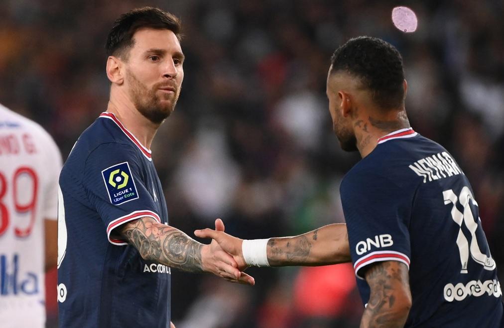 PSG remontó y derrotó a Lyon en la liga de Francia   RCN Radio