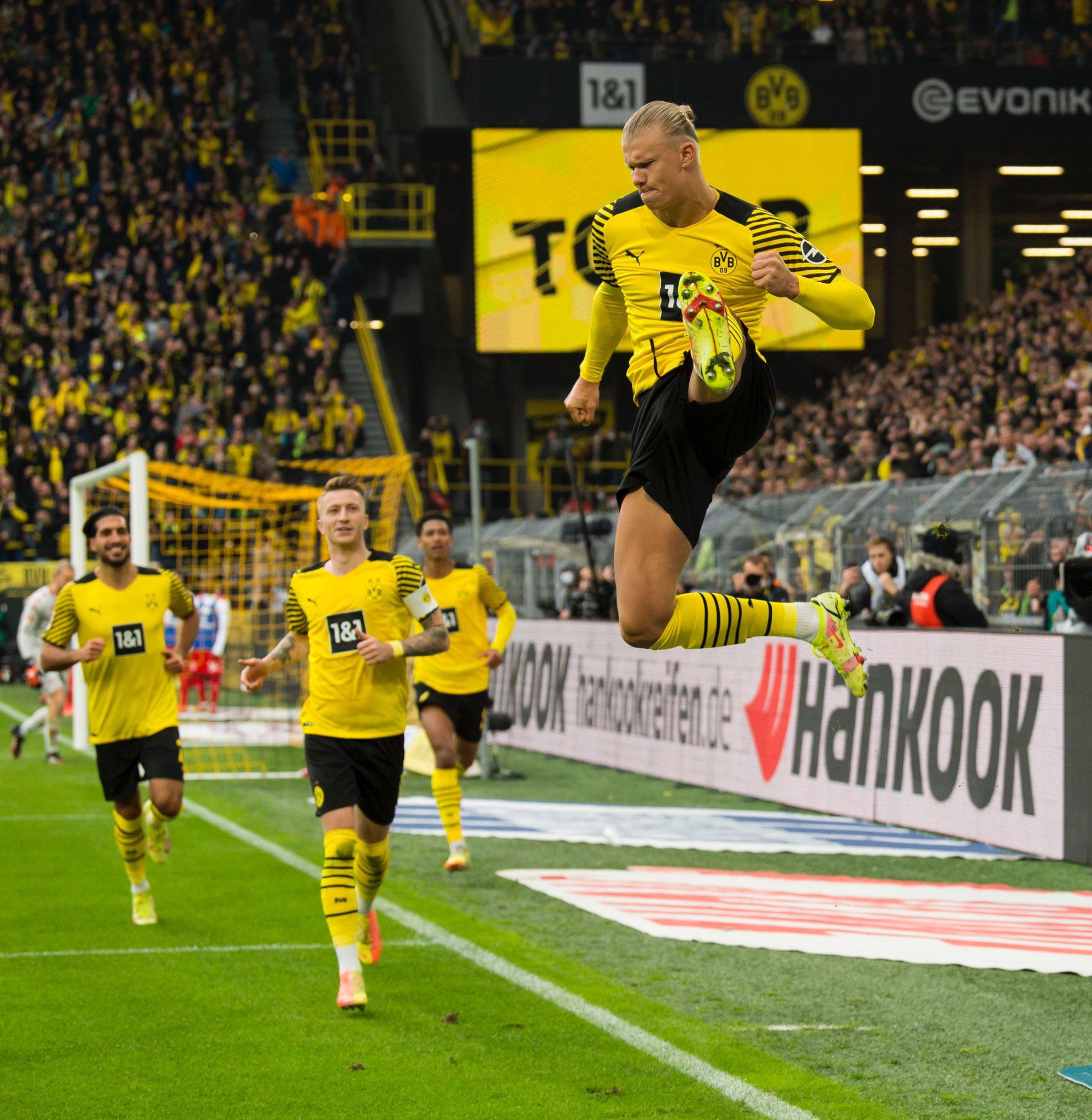Halaand hace historia en la Bundesliga con el Dortmund | RCN Radio