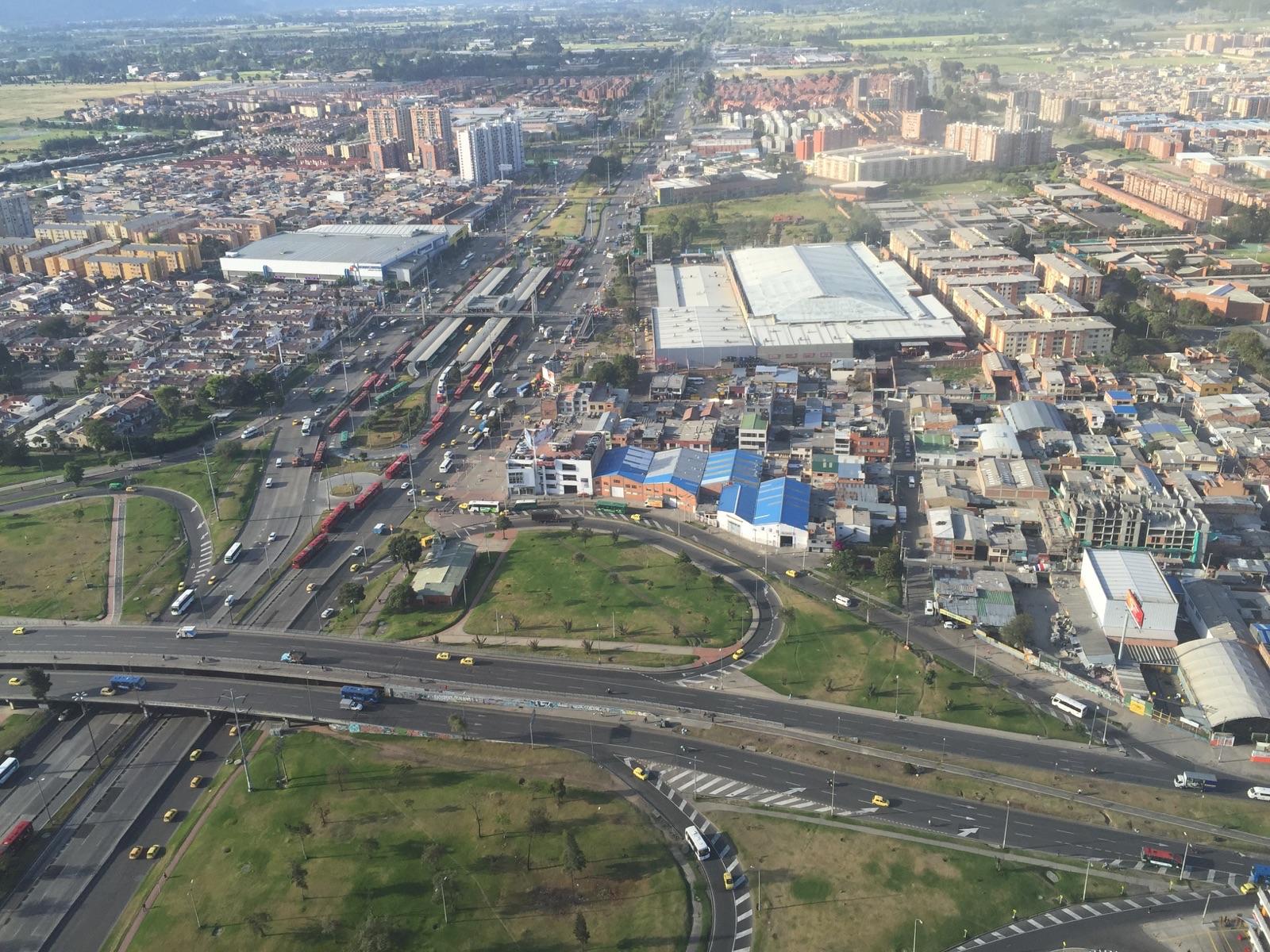 Bogota dia sin carro y sin moto RCN 1