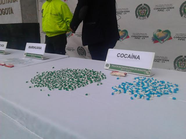Cocaina Polica