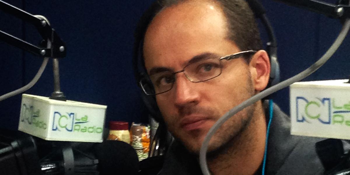 Resultado de imagen para Foto del periodista, Jorge Eduardo Espinosa