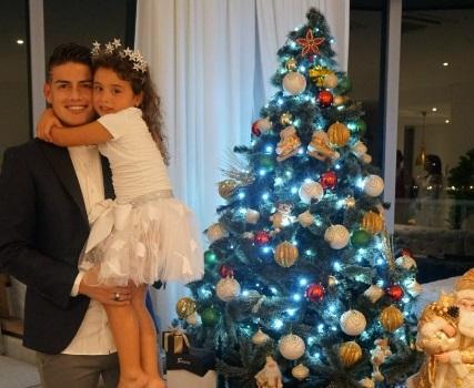 Fotos De Colombia En Navidad.Asi Celebraron La Navidad Los Jugadores De La Seleccion