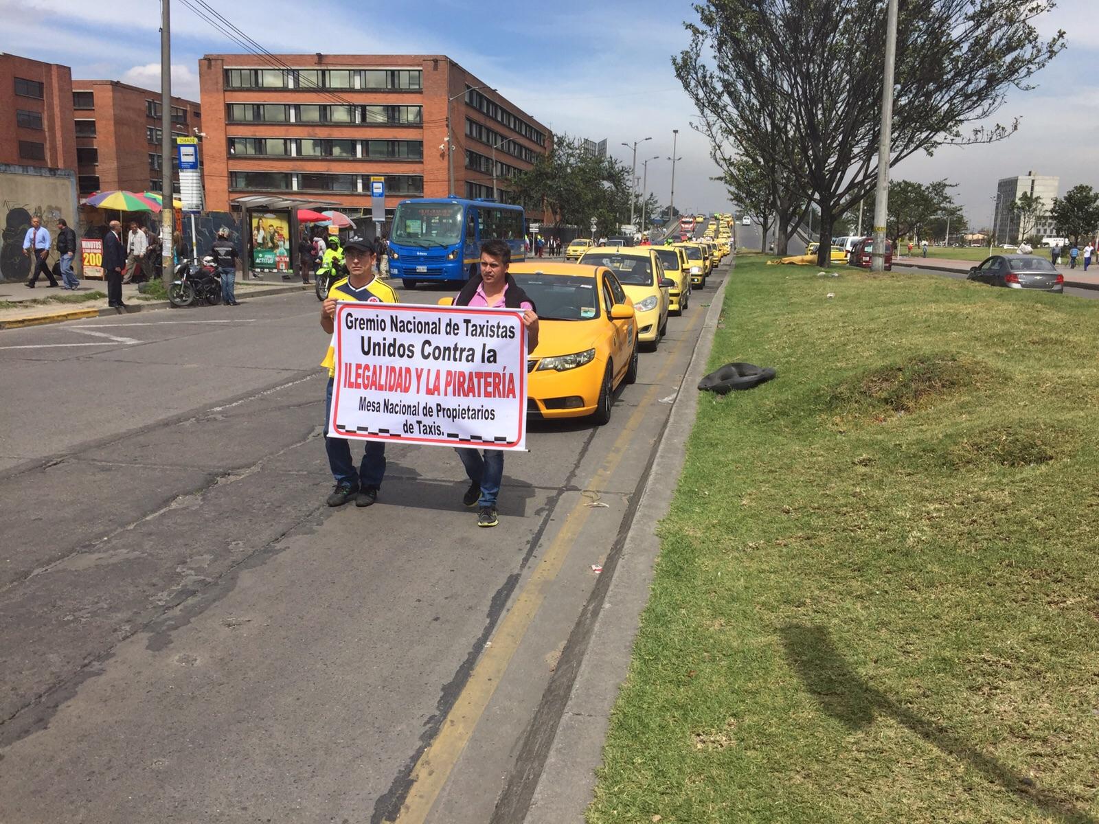 Taxistas Uber RCN 2