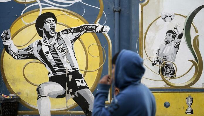 La 'mano de Dios', gran jugada de Maradona con la que marcó a ingleses |  RCN Radio