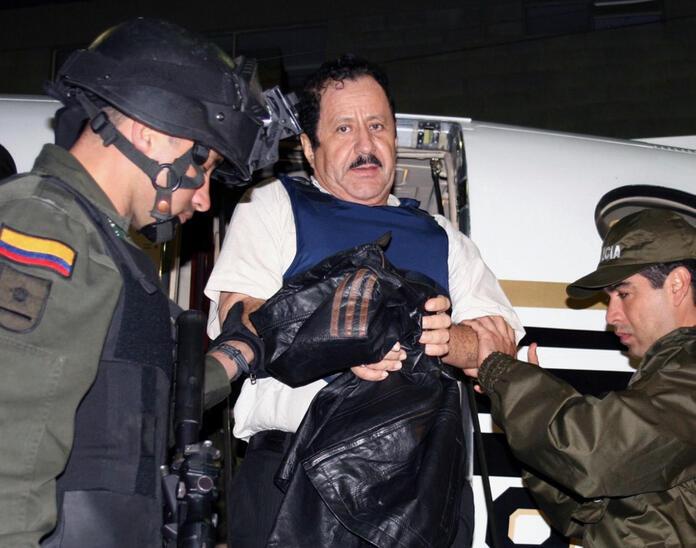 El ex paramilitar Hernán Giraldo será deportado a Colombia   RCN Radio