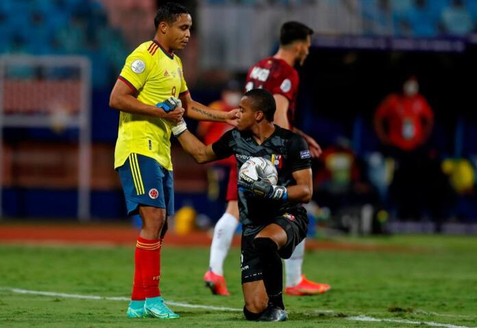 Copa América: Selección Colombia empató 0-0 con Venezuela | RCN Radio