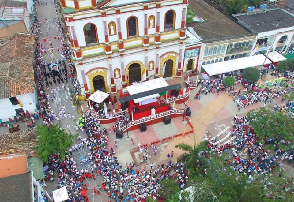 Fiesta en honor al Beato Pedro María Ramírez Ramos.