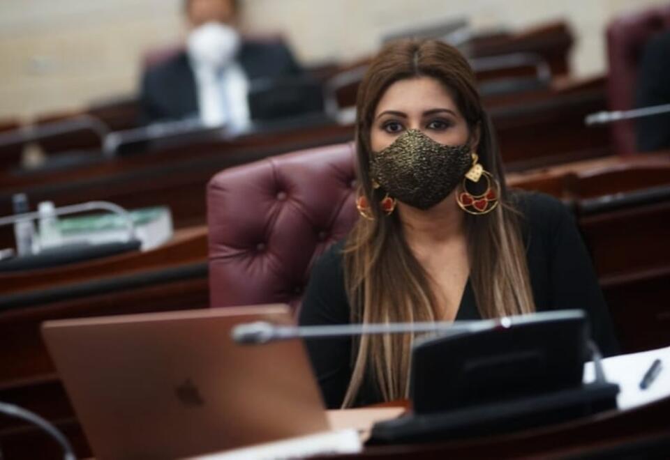 Representante a la Cámara, Adriana Matiz