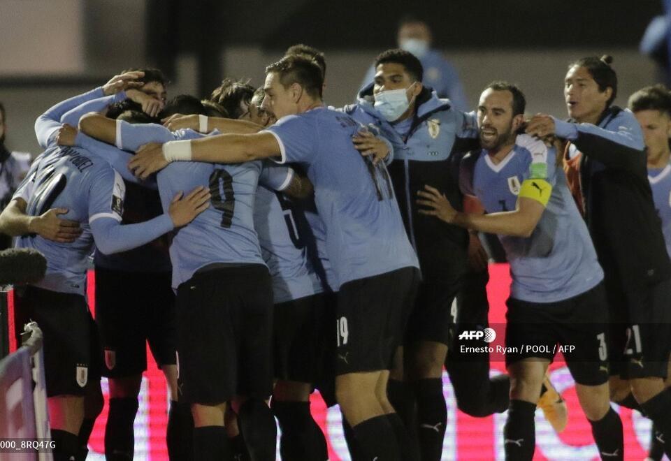 Uruguay Vs. Chile: Eliminatorias a Qatar