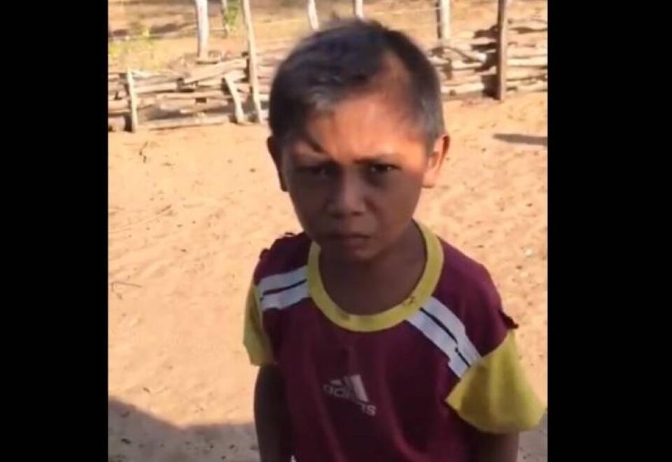 Niño narró el gol de Falcao