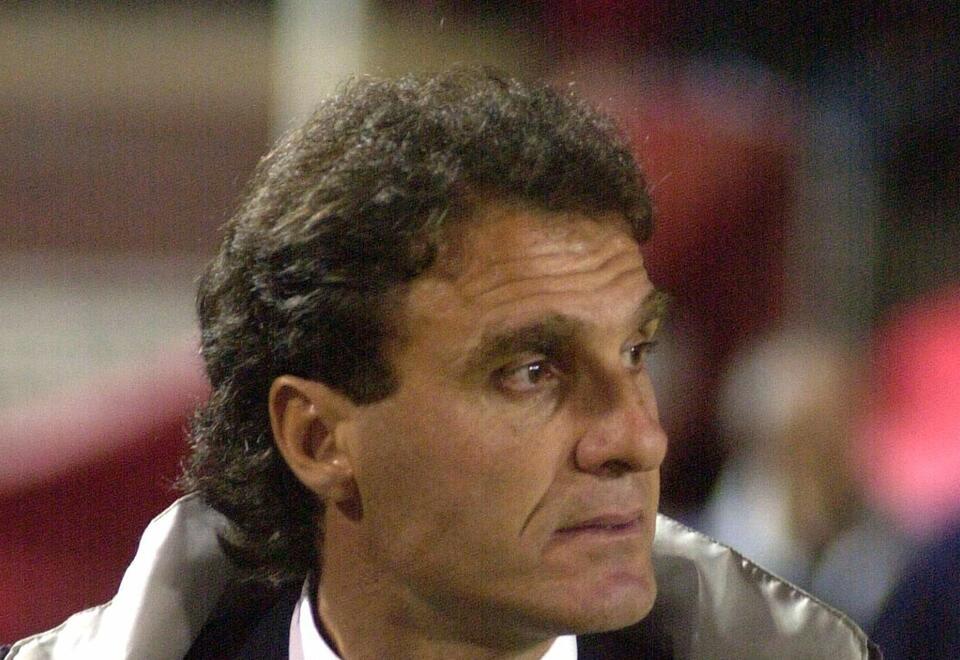 Óscar Ruggeri, exfutbolista argentino