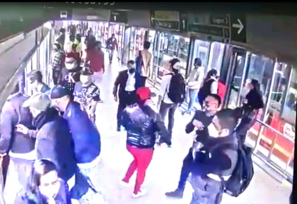 Fueron golpeadas dos bandas dedicadas al hurto en Transmilenio