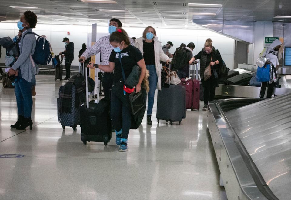 Aeropuertos Estados Unidos