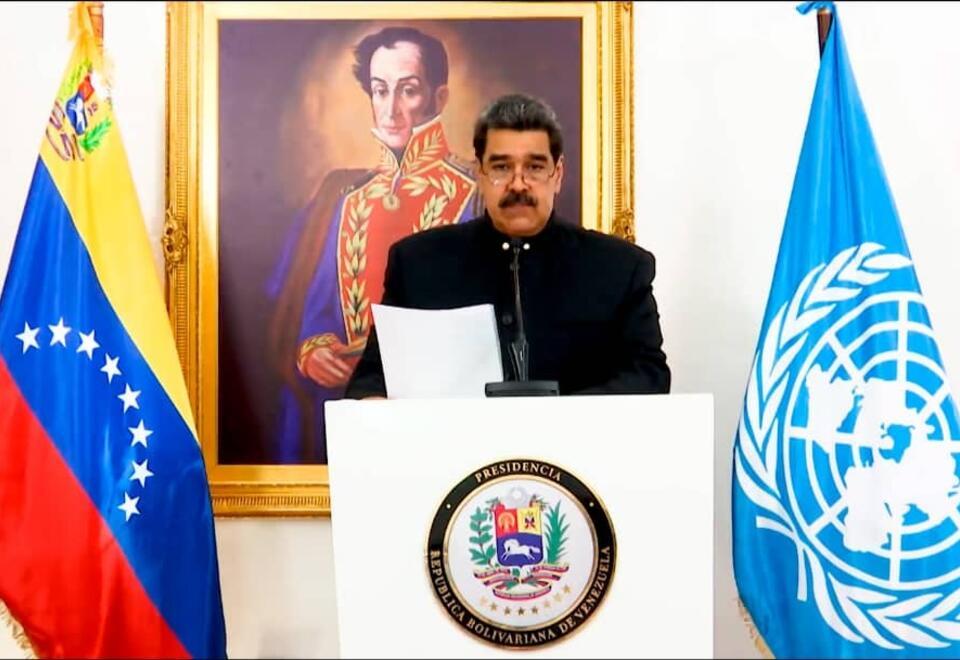 Maduro intervino ante el Consejo de Derechos Humanos de la ONU