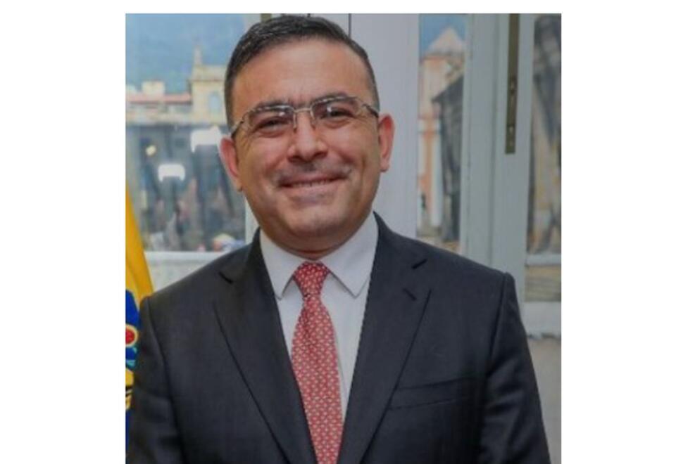 Guillermo Escobar Castro, director de IDIGER