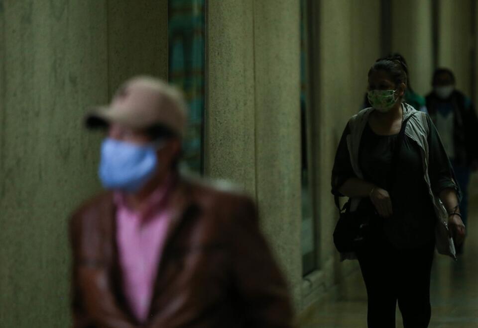 Bogotá es una de las ciudades con mayor número de contagios