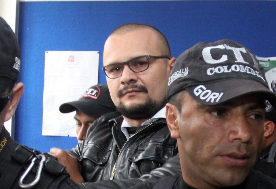 El hacker Andrés Sepúlveda