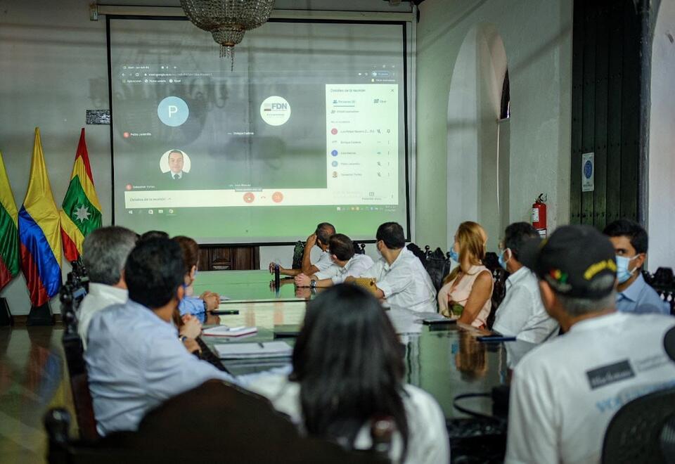 Presentarán proyecto por 5.900 millones para cubrir gastos de operación de Transcaribe