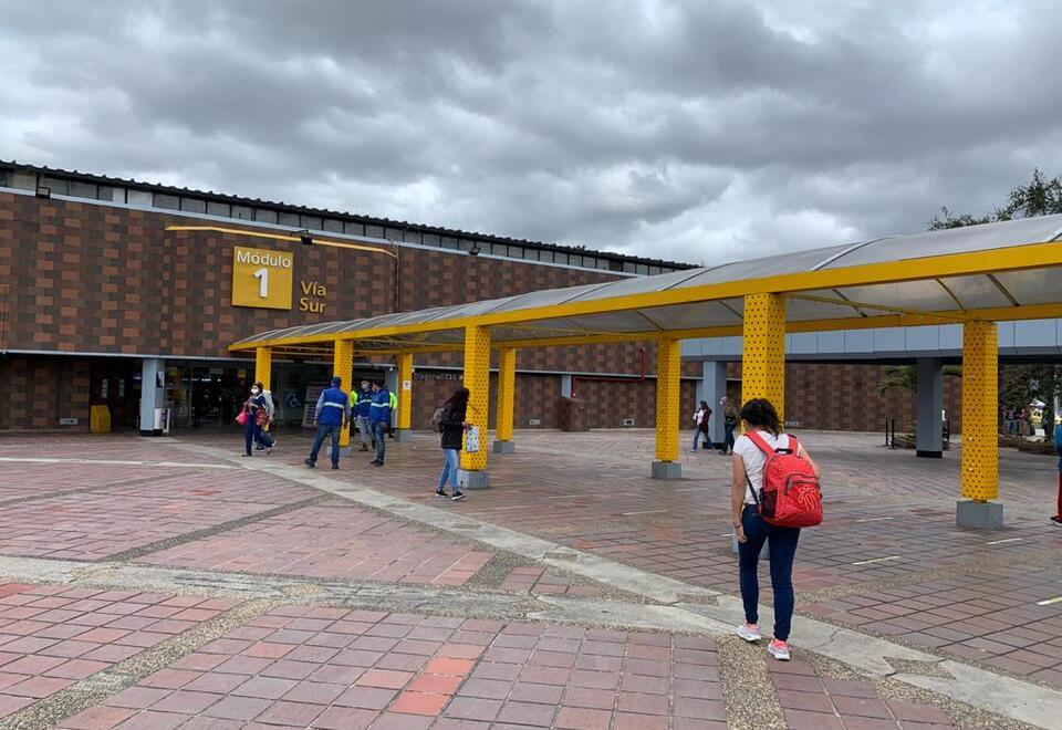 Terminal Salitre