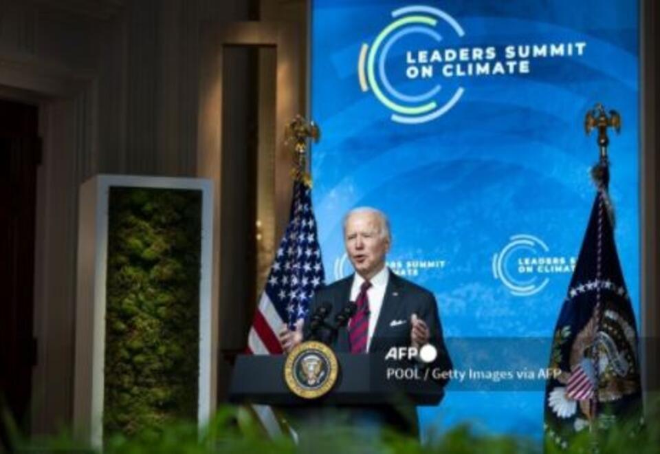 Cumbre del Clima Joe Biden
