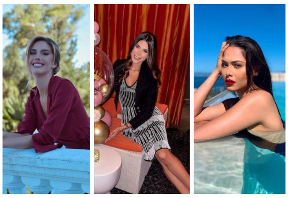 Candidatas latinas de Miss Universo 2020 - 2021