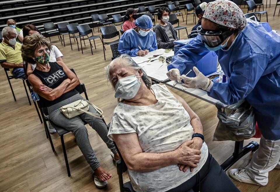 Vacunación contra covid-19 en Colombia