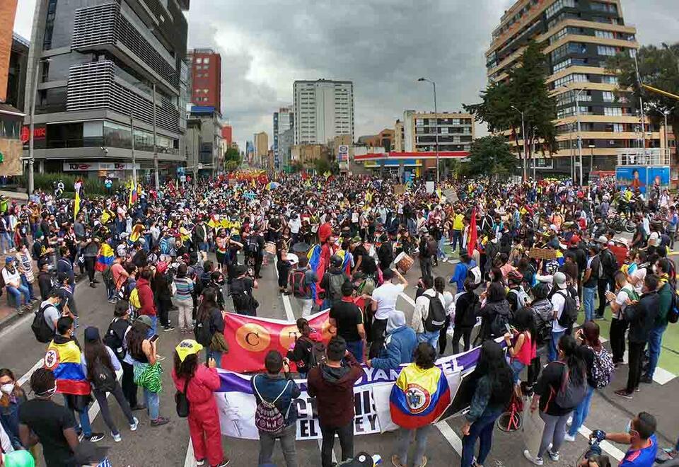 Día del Trabajo Colombia 2021