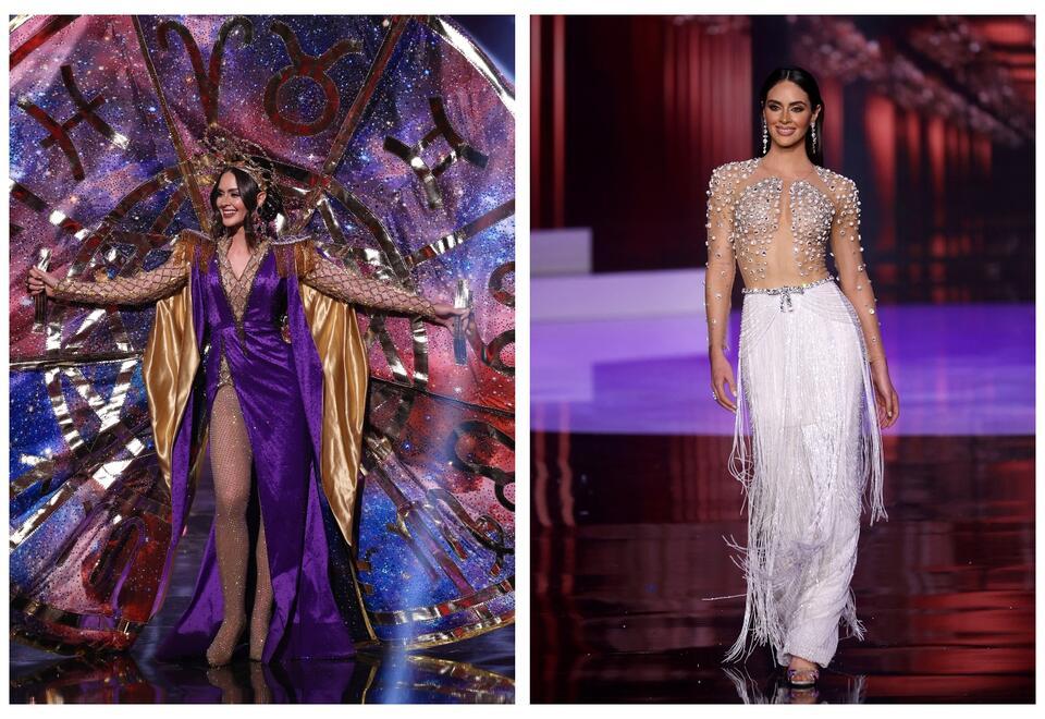Vestidos de Miss Puerto Rico, Estefania Soto en Miss Universo 2020