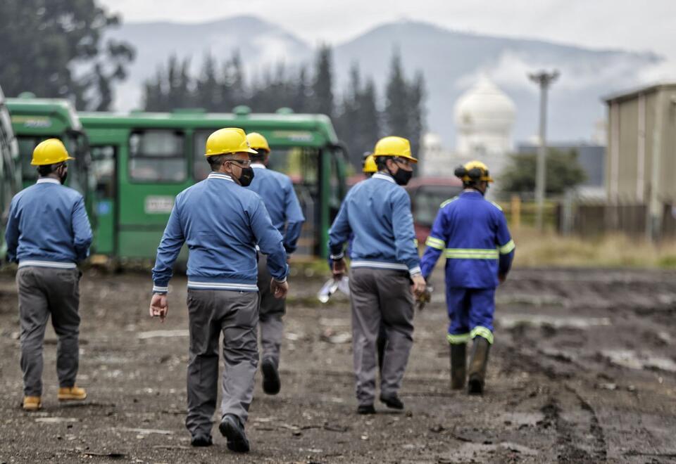 Reducción de jornada laboral / Empleo en Colombia / Desempleo en Colombia