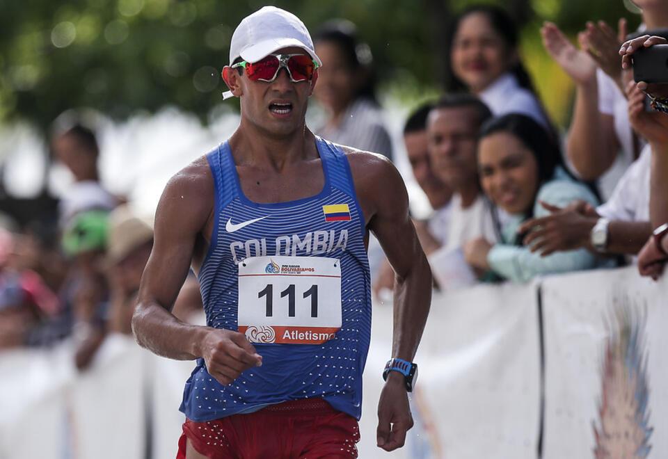 Eider Arévalo, Juegos Olímpicos 2021