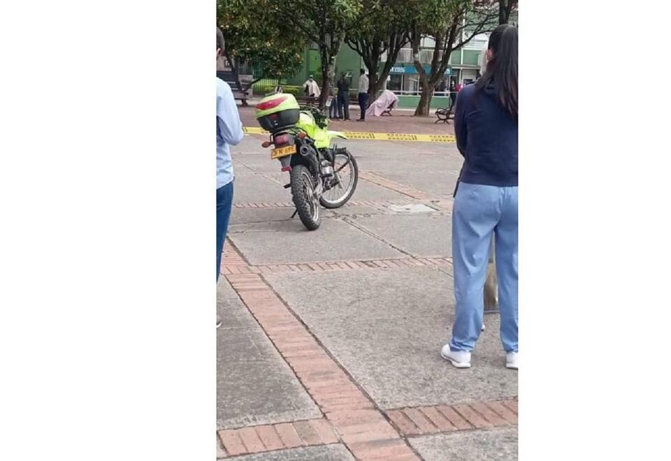 Tiroteo en barrio Pablo VI de Bogotá deja dos personas muertas
