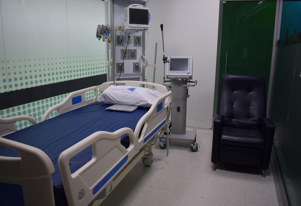 Referencia cuidados intensivos en Medellín.