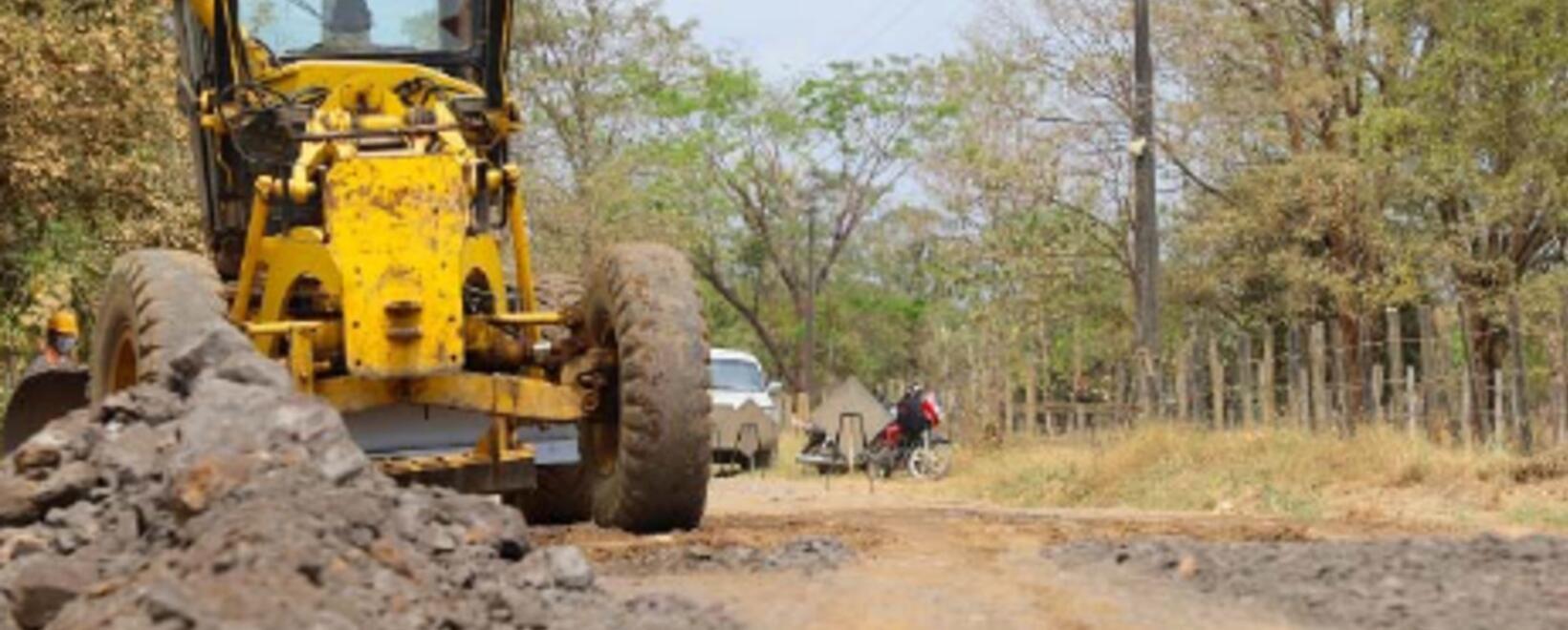 Carreteras en zonas remotas - USAID