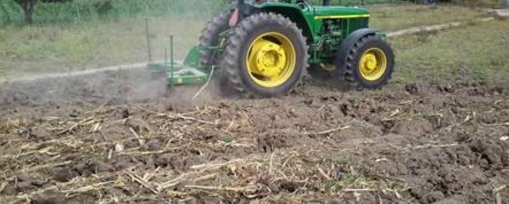 Preparación de suelos - USAID