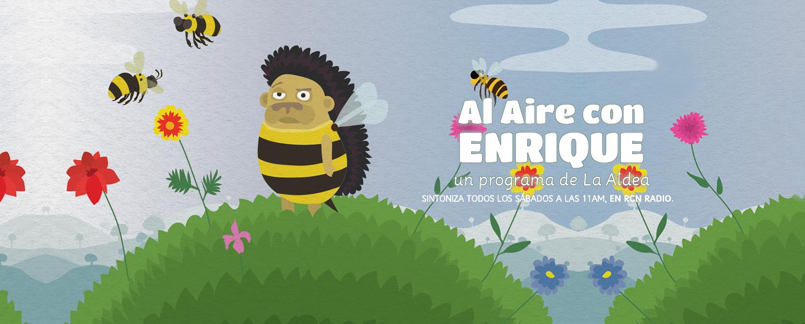 Al aire con Enrique- Capítulo 17: La amistad