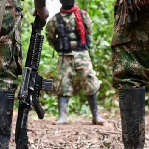 Una persona muerta y tres heridas deja ataque de la disidencia de las FARC en Angostura, Antioquia