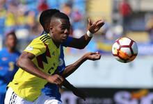 Colombia vs Brasil se enfrentan en sudamericano Sub 20