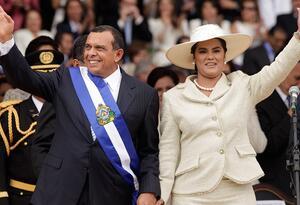 Rosa Elena Bonilla Honduras