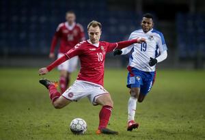 Dinamarca venció a Panamá