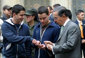 Hijos de Uribe
