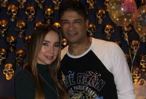 Paola Jara e Ivan Calderón