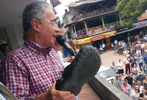 Los Crocs de Uribe