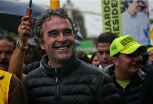 Sergio Fajardo.