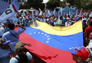 La crisis política y social en Venezuela se ve reflejada en la investigación de la OIT.