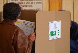 Las elecciones para la segunda vuelta presidencial en Colombia se dieron este 17 de junio.