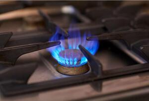 Gas natural.