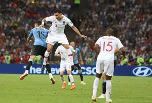 Pepe ilusionó a Portugal con el empate ante Uruguay en Rusia 2018