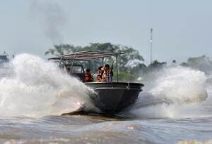 Amazonas, en la frontera con Perú
